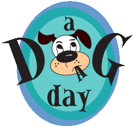 A Dog a Day Logo